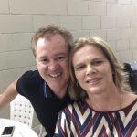 Mãe e Pai: Fátima e Valdir Francescatto